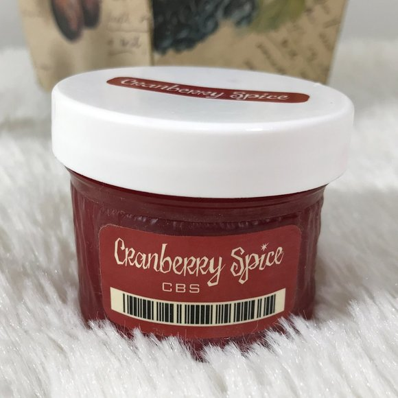 3/$13 Scentsy Cranberry Spice
